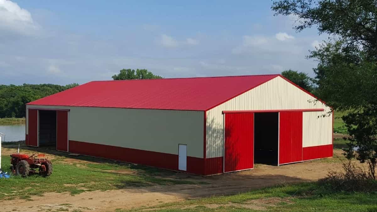 Custom Pole Barns | Boss Sheds | Kansas City And Johnson County