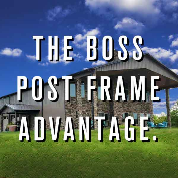 Boss Sheds specializes in building pole barns, portable garages, painted metal & treated wood buildings, backyard sheds & much more in the Kansas City.