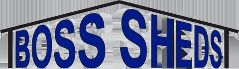Boss Sheds Logo